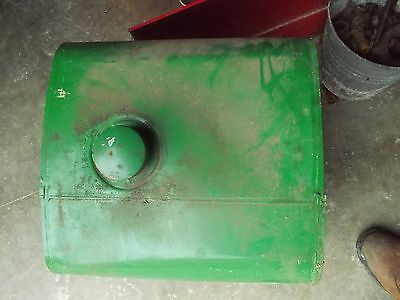 Oliver 77 Tractor Good Original Gas Tank With Cap