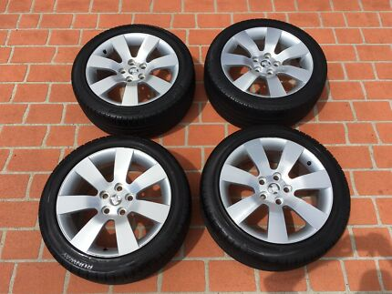 Holden VE Mag Alloy Wheels 18inch 5x120