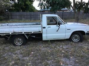 1983 Mazda B2000 North Ward Townsville City Preview