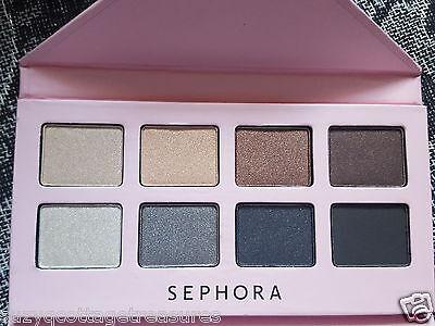 Sephora   The Romantic Eyeshadow Palette    8 Shades Matte   Iridescent   Nib