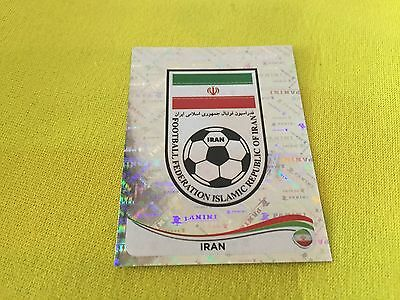 Sticker Panini Brasil 2014 Wc - No. 450 Iran