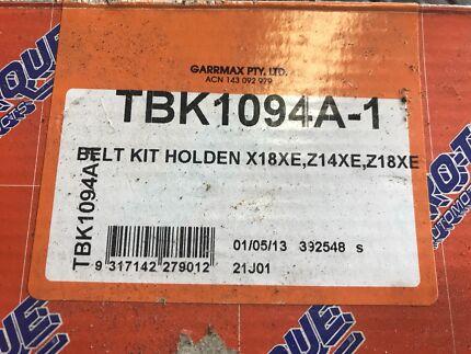Holden Astra timing belt kit