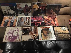 John Mayall Record Collection
