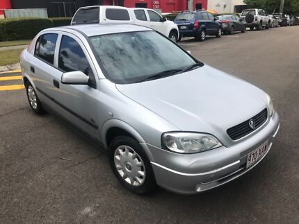 2002 Holden Astra Hatchback RWC and 6months rego Springwood Logan Area Preview