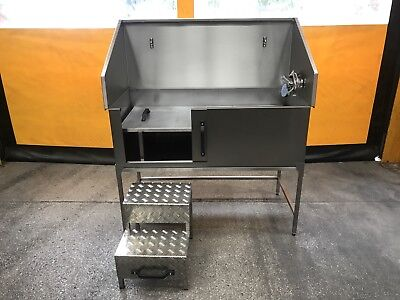 SALE Professional Stainless steel Dog Grooming Bath Available After The 19th Aug