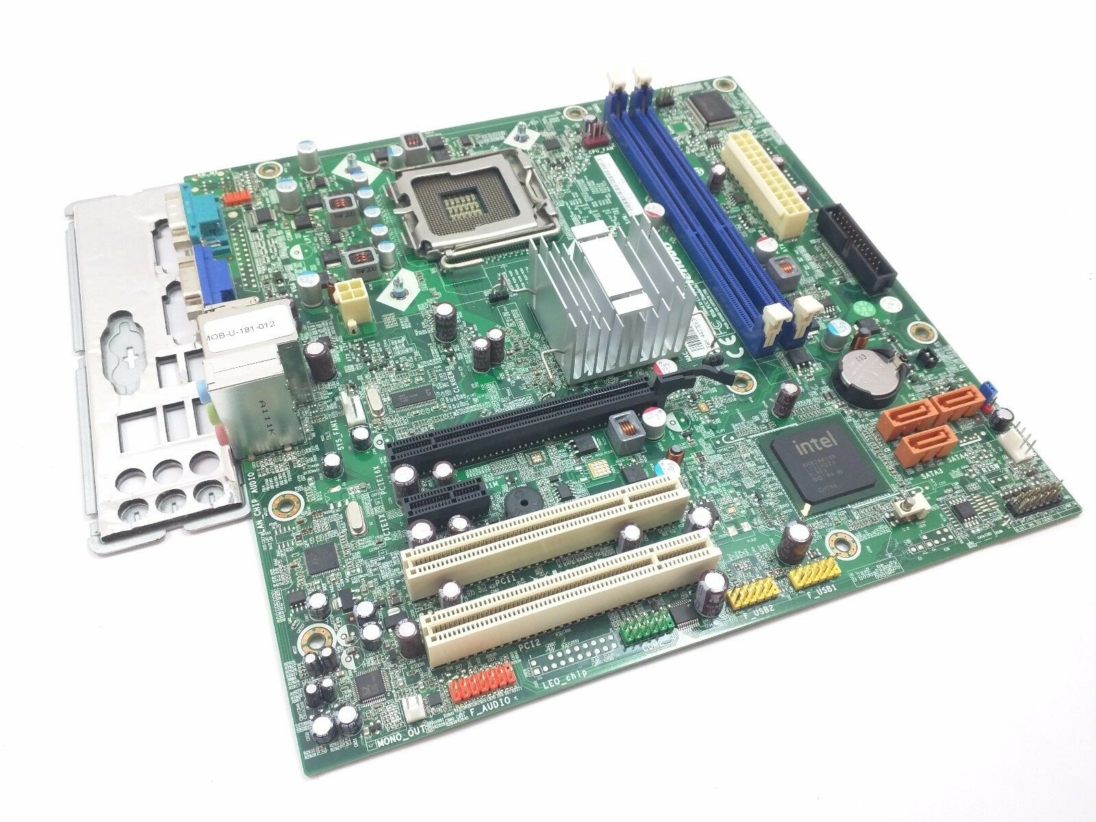This is a used motherboard