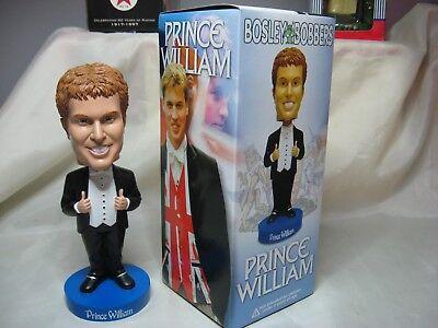 Prince William Diana - 2005 PRINCE WILLIAM Bobblehead Bobble Head Statue Diana England Royal Family