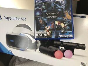 Playstation 4 VR parfaite condition