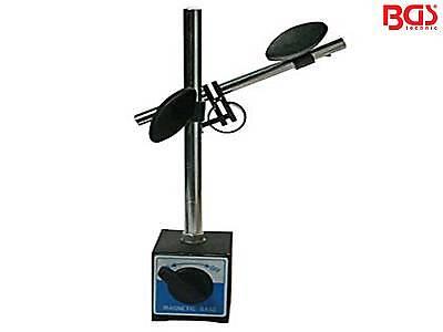 BGS 1938 Magnetfuß Magnethalter für Messuhr Stativ Fuß für Messuhren