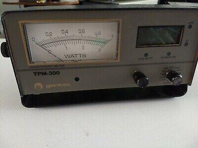 Gentec Tpm-300 Optical Power Meter