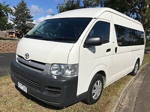 2006 Toyota Hiace Van/Minivan Neerim South Baw Baw Area Preview