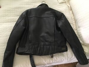 Authentic Harley-Davidson real leather