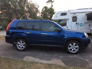 Nissan X-Trail ST-L 2008 Manual Petrol