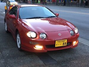 1998 Toyota Celica Automatic JDM Right Hand Drive.