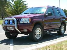 Reduced,Jeep Cherokee Limited 2002 limited,LPG, swap trade Callington Murray Bridge Area Preview
