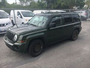 Jeep Patriot 2008 NÉGOCIABLE