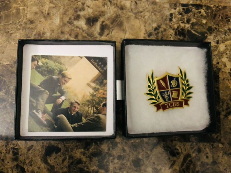Tolkien Pin (2019 Movie) - Official Collector Item