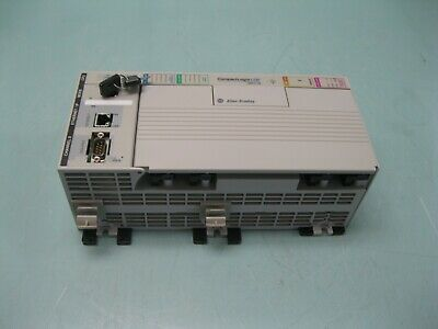 Allen-bradley Compactlogix 1769-l23e-qbfc1b Controller Unit Cpu G2 2529