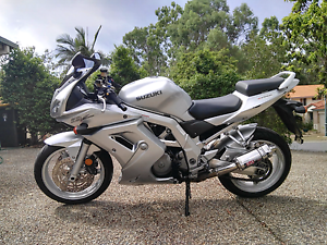 2003 SV 1000 Forest Lake Brisbane South West Preview
