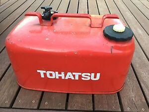 Outboard Fuel Tank with gauge (Tohatsu) Carlton Kogarah Area Preview