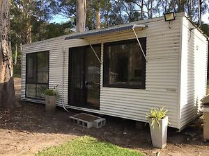One bedroom cabin granny flat Bensville Gosford Area Preview