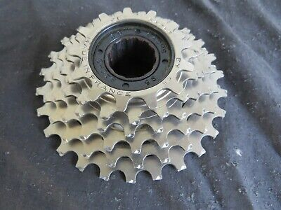 Shimano Freeewheel Cog 6 Speed 14-28t Clear-Cut Texture Sporting Goods Cassettes, Freewheels & Cogs