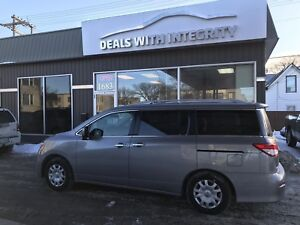 2012 Nissan Quest MINI VAN seats 7 Priced to sell AT only $10,90