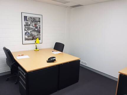 3 Work Station Office Space Available Now