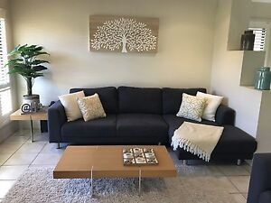 Freedom 3 Seater Sofa + 2 Seater + Ottoman URGENT Birkdale Redland Area Preview