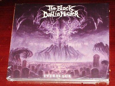 The Black Dahlia Murder: Everblack CD 2013 Metal Blade Records USA Digipak NEW Black Dahlia Murder Metal Blade