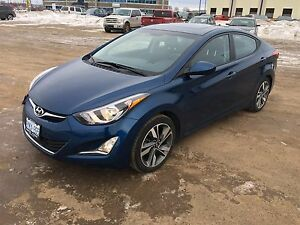 2015 Hyundai Elantra GLS Manual