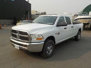 2012 Dodge Ram 2500 SXT Crew Cab Long Box 4WD