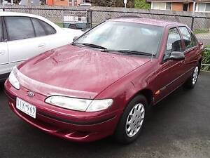1995 Ford Falcon Sedan Ferntree Gully Knox Area Preview