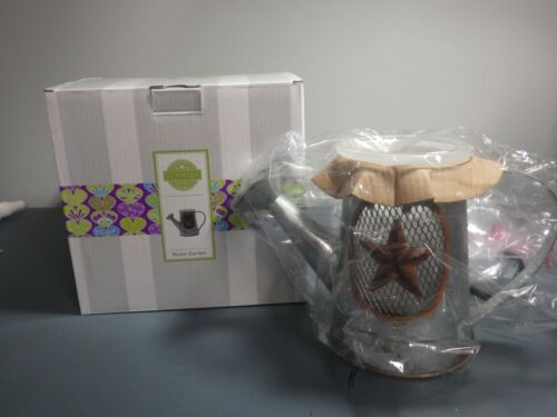 Scentsy Rustic Garden Warmer ~ NEW In BOX