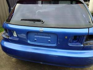 Honda Civic eg rear bar and front quarter panels Emerton Blacktown Area Preview
