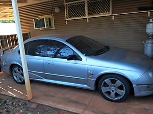 Ford au xr8 Cable Beach Broome City Preview