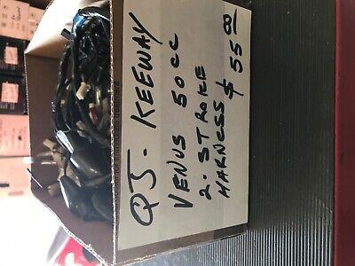 QJ-KEEWAY venus 50cc 2-stroke wireing harness NEW