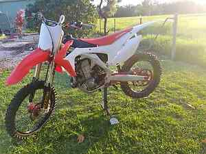 Honda crf450r 2013 Morayfield Caboolture Area Preview