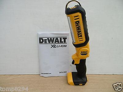 BRAND NEW DEWALT DCL050 XR 18V 18VOLT LED AREA WORKLIGHT