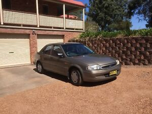 1999 Ford Laser LXI 1.6 Auto Wattle Ponds Singleton Area Preview