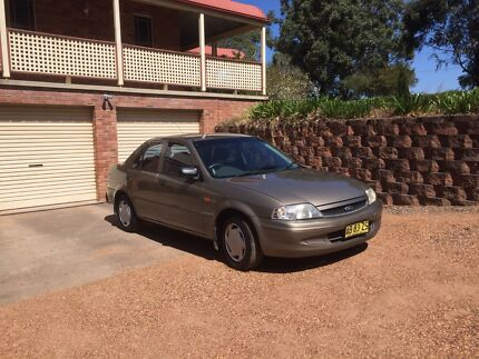 1999 Ford Laser LXI 1.6 Auto