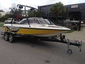 X Factor Bowrider 2005 Ski / Wakeboard boat Carrum Downs Frankston Area Preview