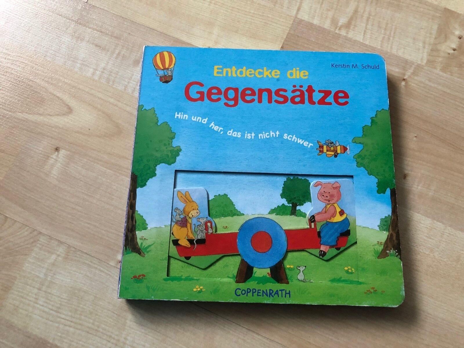Kinderbuch - Entdecke die Gegensätze von Kerstin M. Schuld
