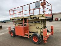1997 JLG 500 RTS 4X2X2 SIZZOR LIFT - Woodstock Ontario Preview