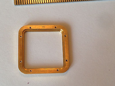 CARTIER 18k Solid Yellow Gold Bezel for Panthere SM Ladies Watch Designer NEW