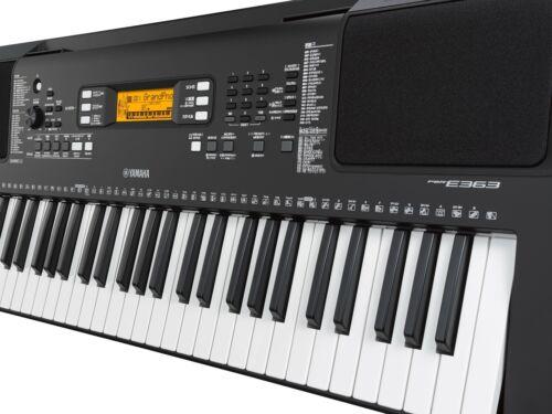 Yamaha PSR-E363 Keyboard - 3 Jahre Garantie   Yamaha Fachhändler seit 1967   NEU