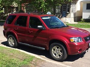 Ford Escape 4WD Limited
