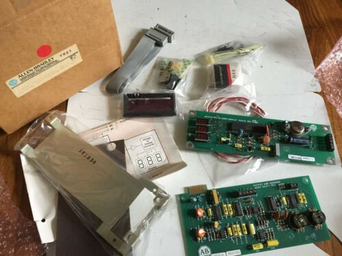 NEW ALLEN BRADLEY 50478,50477 output amp sensing,display AMMETER 1334MODA4,BOXZQ