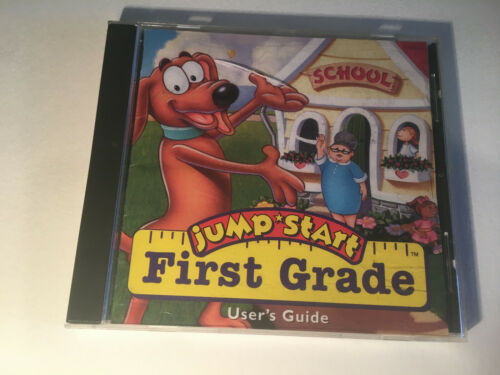 JumpStart: 1st Grade Classic Version - Mac/Windows