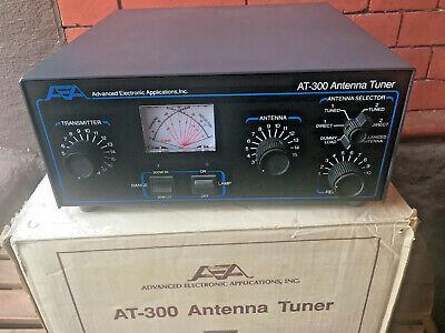 AEA AT-300 ANTENNA TUNER -- NICE ONE!!